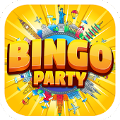 Bingo Party - Crazy Bingo Tour Icon