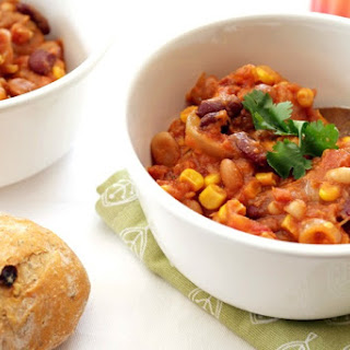 Vegetarian Mixed Beans Recipes