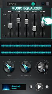 Music Equalizer EQ- screenshot thumbnail