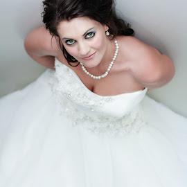 The Wedding Look by Pierre Vee - Wedding Bride
