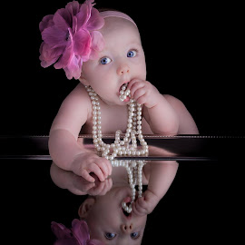 Reflections by Stuart Partridge - Babies & Children Babies ( infant, d610, star, baby, nikon )