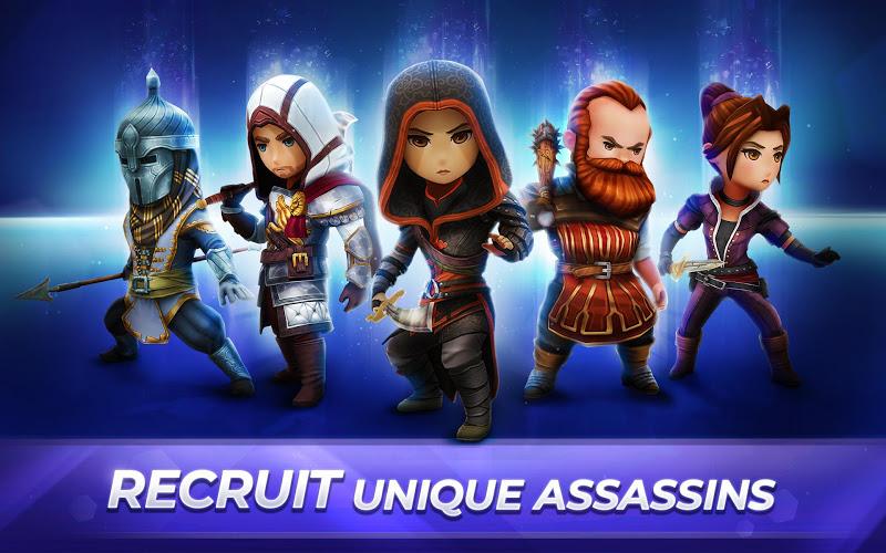 Assassin's Creed Rebellion Screenshot 13