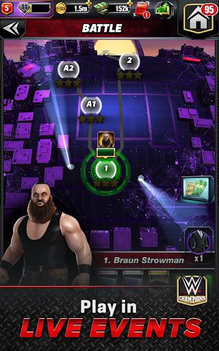 WWE Champions - Free Puzzle RPG Game screenshot 24
