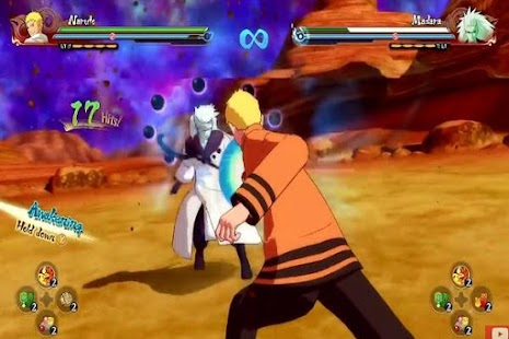 App Guide Naruto Ultimate Storm 4 APK for Kindle