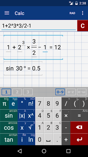 Graphing Calculator MathlabPRO screenshots