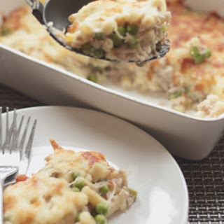 Baked Macaroni And Cheese With Tuna Recipes