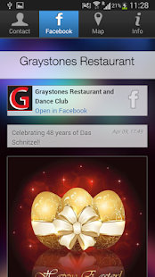 Graystones Restaurant - screenshot