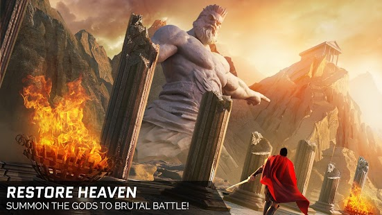 Gods of Rome APK for Bluestacks