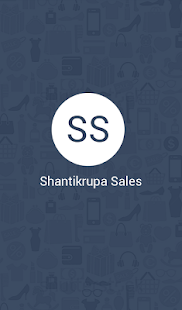 Shantikrupa Sales - screenshot