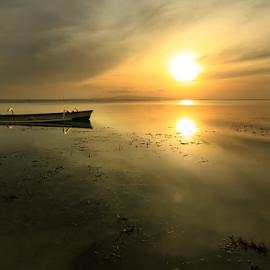 sanur  by Esther Pupung - Landscapes Sunsets & Sunrises