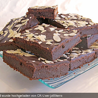 Brownies With Almonds Recipes