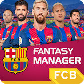 Game FC Barcelona Fantasy Manager version 2015 APK