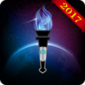 Download Flashlight -LED Torch COMPASS APK to PC