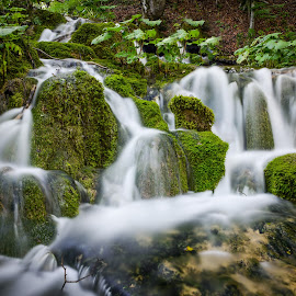 Waterfalls by Marcin Frąckiewicz - Landscapes Waterscapes ( waterfalls )