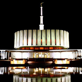 Provo Utah LDS Temple by LaDawn Park - Buildings & Architecture Places of Worship (  )