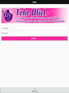 Toko Uliel Shop - screenshot