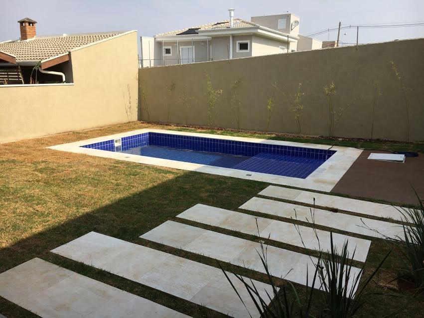 Casa 4 Dorm, Condomínio Residencial Manacás, Paulinia (CA1149) - Foto 3