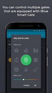 iBlue Smart Key - screenshot