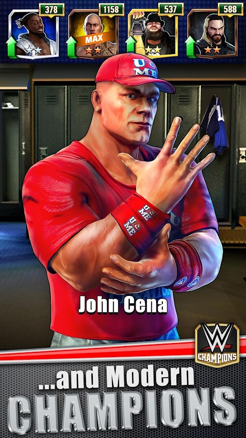 WWE Champions Free Puzzle RPG Screenshot 4