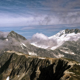 Grandeur of Creation, Northwest Cascades by Marc Baisden - Landscapes Mountains & Hills ( climbing, adventure, mountains, cascades, travel, hiking )