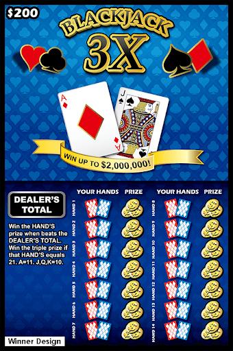 Lotto Scratch – Las Vegas - screenshot