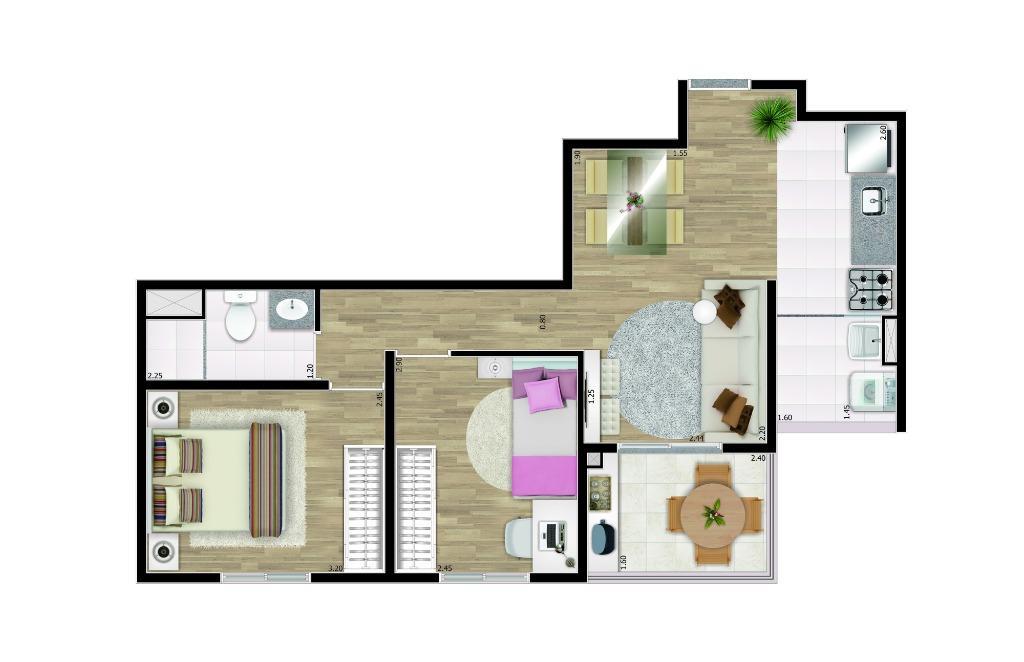Apartamento à Venda - Tucuruvi