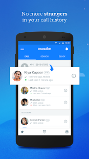Truecaller - Caller ID & Block- screenshot thumbnail