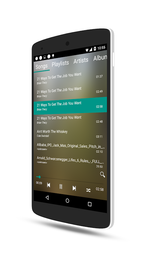 Music Player Pro Screenshot 3