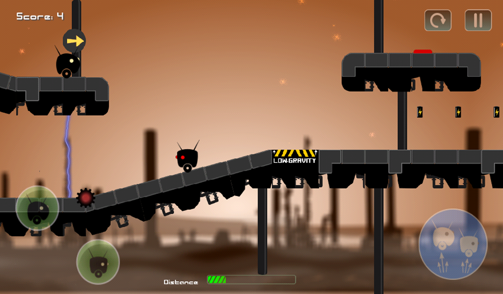 Robo Symbio Screenshot 1
