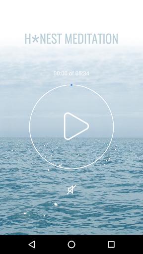 H*nest Meditation - screenshot