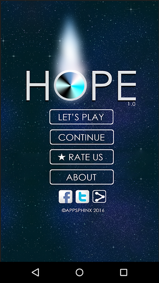 HOPE Pro Screenshot 0