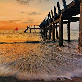 at kuranji by Yermia Satriawan - Landscapes Sunsets & Sunrises