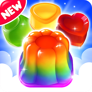 Jelly Jam Blast - A Match 3 Game Online PC (Windows / MAC)