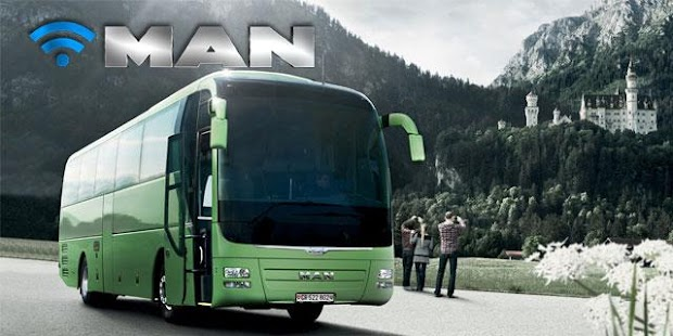 MAN BUS Medya Sistem - screenshot