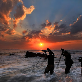 by Benny Sugiarto Eko Wardojo - Landscapes Sunsets & Sunrises
