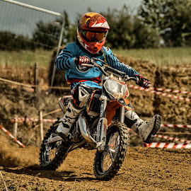 Little Champion  by Dragan Rakocevic - Sports & Fitness Motorsports