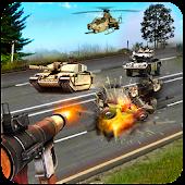 Highway Shooting Rivals 3D APK for Bluestacks