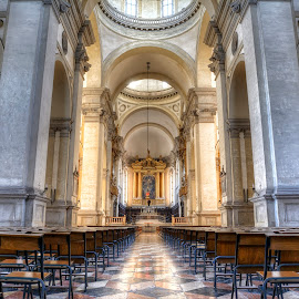 Abbey of Santa Giustina, Padova by Cristian Peša - Buildings & Architecture Places of Worship