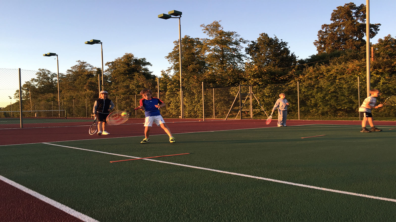 tennis coaching in essex earls colne