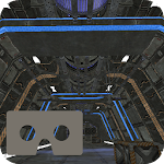 VR Space Station for Cardboard Icon