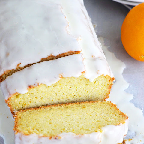 Gluten Free Meyer Lemon Bread