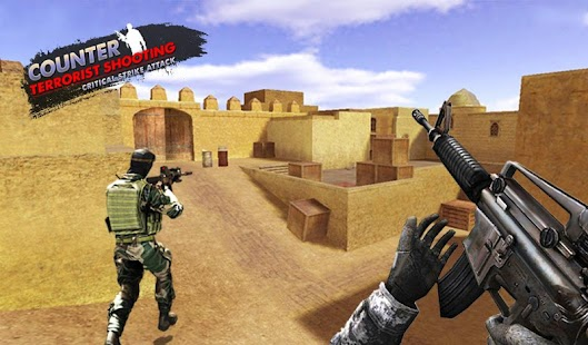 Counter Terrorist Shooting Critical Shoot Attack for pc