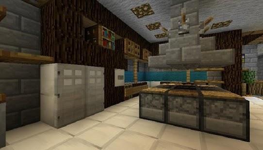 Redstone House Map Minecraft APK for Bluestacks