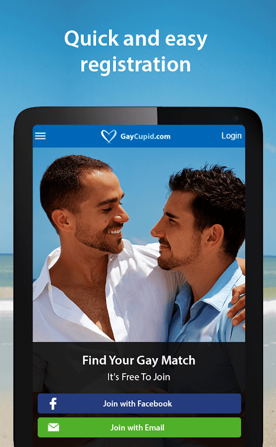 Gay dating no registration