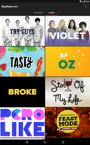BuzzFeed Video APK