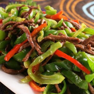 Chinese Pepper Steak Recipe Without Tomatoes