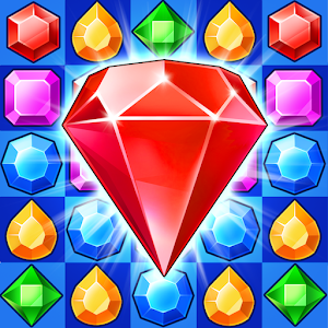 Jewels Legend - Match 3 Puzzle on PC (Windows / MAC)
