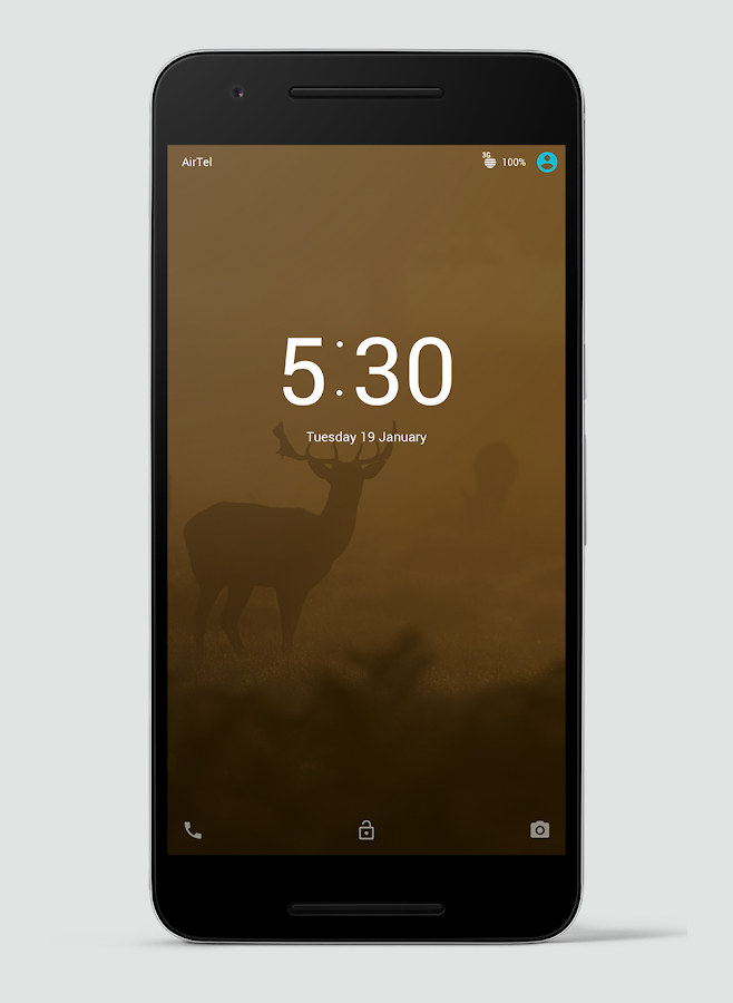 DesireUI CM13 CM12/12.1 Theme Screenshot 10
