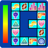 Connect - free colorful casual games icon
