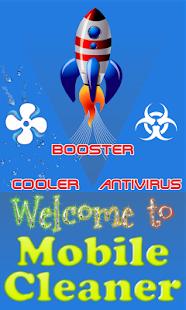 App Clean Virus Boost Master APK for Windows Phone